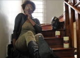 Ebony Mistress Cam
