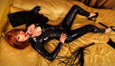 hot girls in latex or PVC