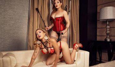 Hot fetish Lesbian Domination