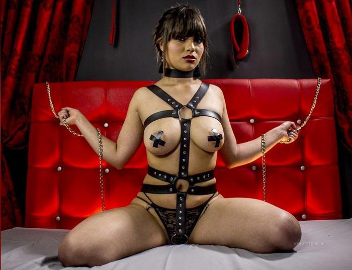 fetish sub slave