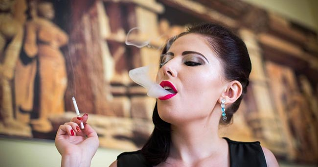 smoking fetish cams