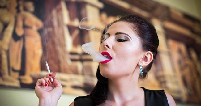 smoking fetish cams