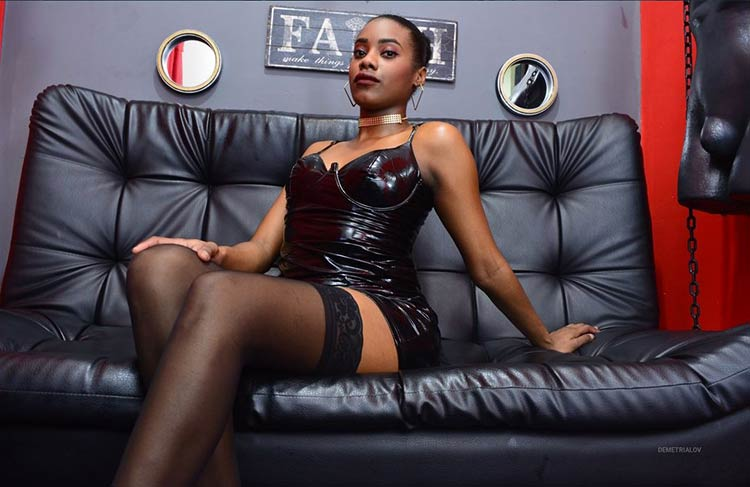ebony foot fetish worship